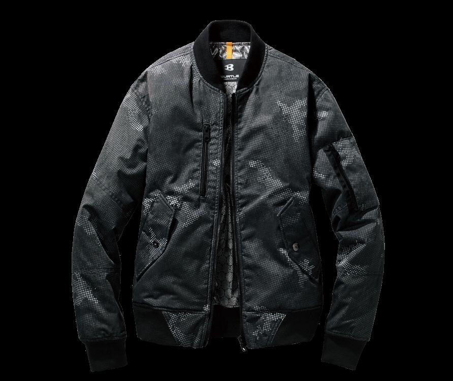 フライト防寒ジャケット(ユニセックス) 5260 ¥3,800(税抜)